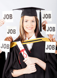 Once you earn a diploma then you need a a decent job